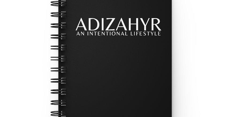 ADIZAHYR Spiral Bound Journal