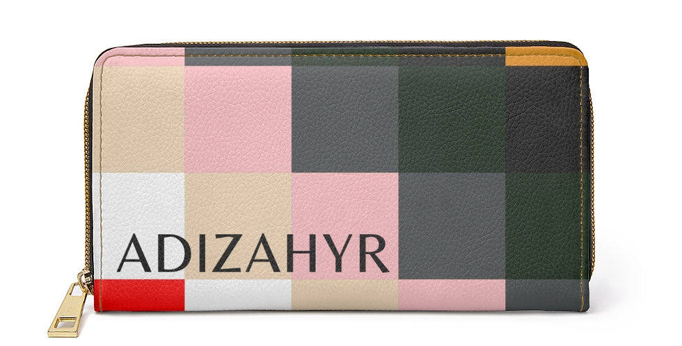 ADIZAHYR Zipper Wallet