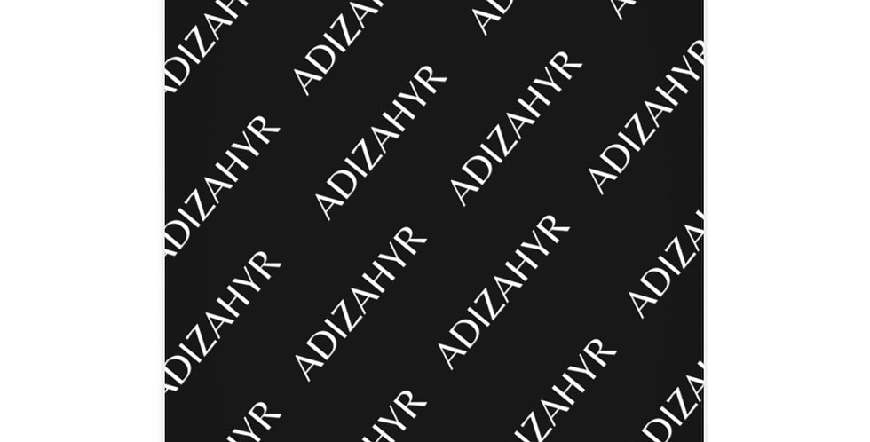 ADIZAHYR Wrapping Paper