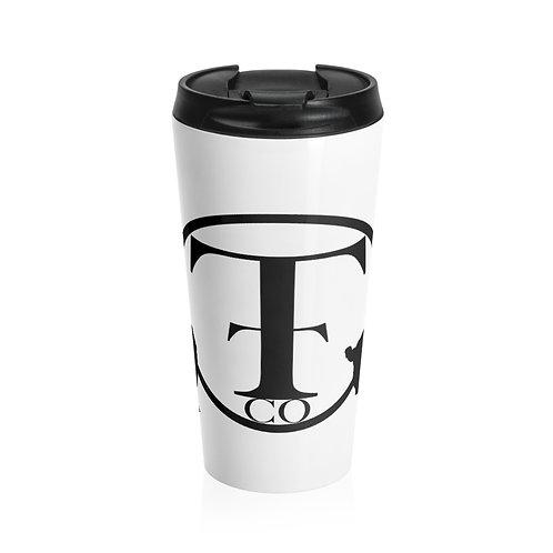 TNTCO Stainless Steel Travel Mug