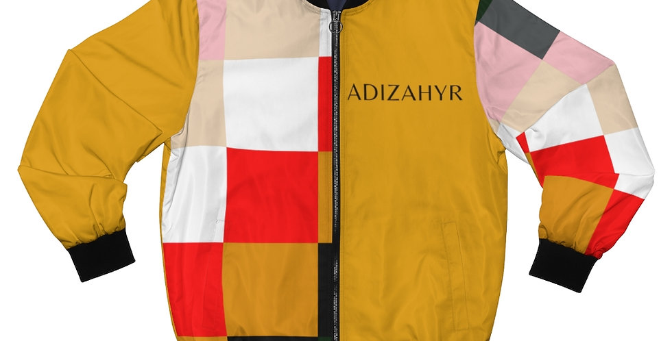 Be INTUITIVE Bomber Jacket