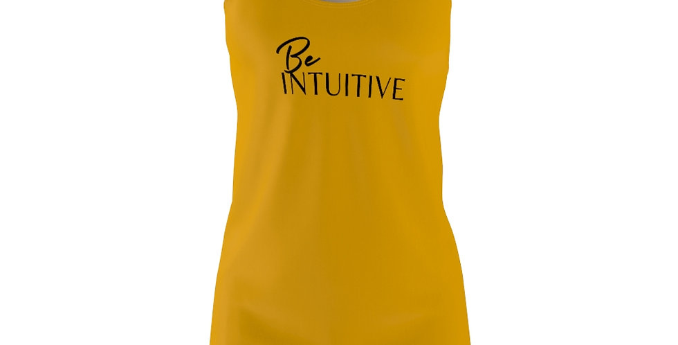 Be INTUITIVE Racerback Dress