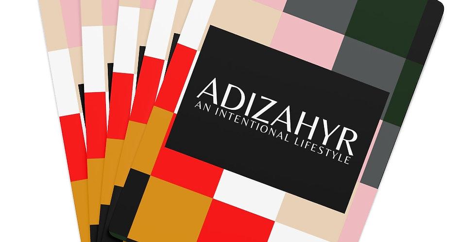 ADIZAHYR Playing Cards