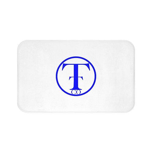 TNTCO Bath Mat (Blue)