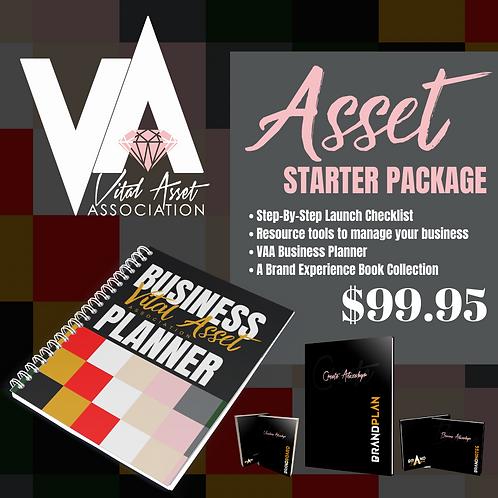 Asset Starter Package