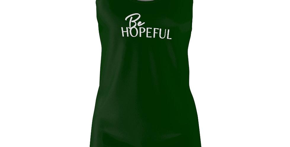Be HOPEFUL Racerback Dress