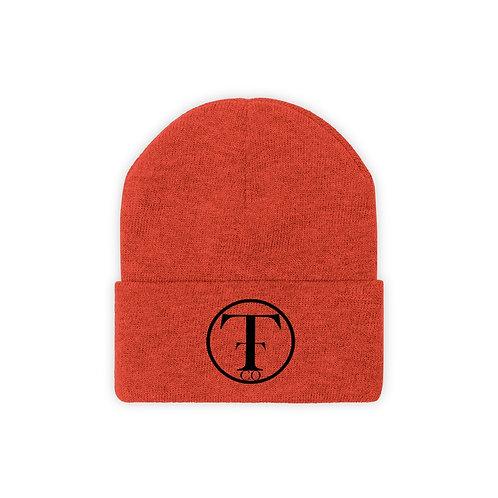 TNTCO Knit Beanie (Black)