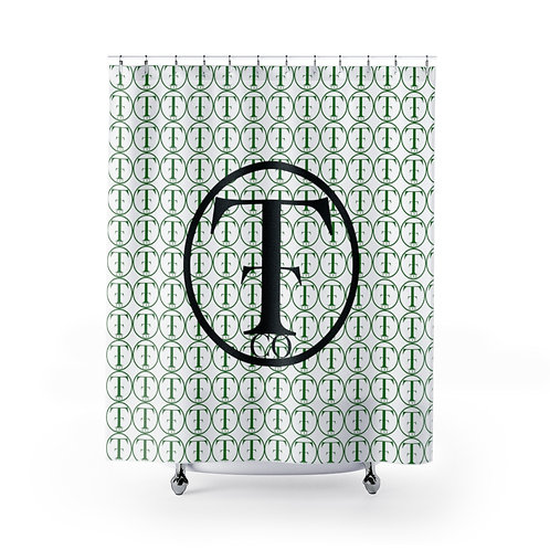 TNTCO Shower Curtains (Green)
