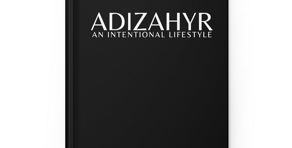ADIZAHYR Hardcover Journal