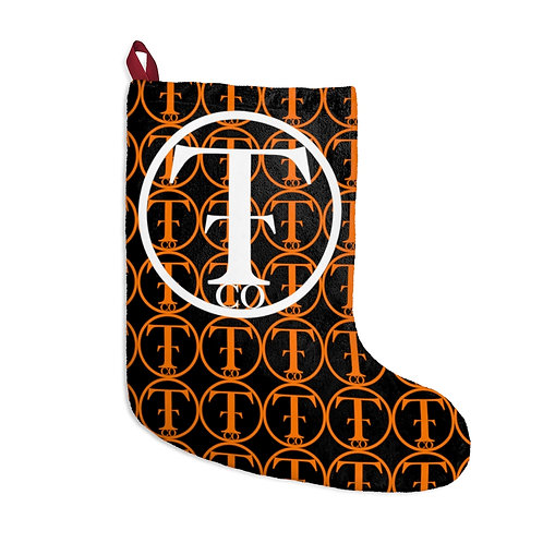 TNTCO Christmas Stockings (Orange)