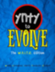 YNTY to Evolve WRITE Edition Front Cover