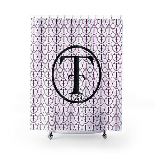 TNTCO Shower Curtains (Purple)