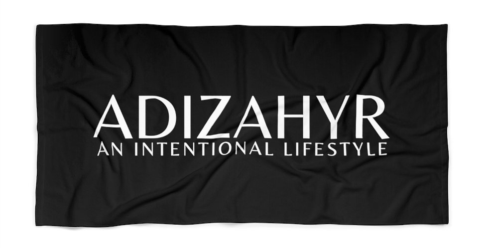 ADIZAHYR Beach Towel