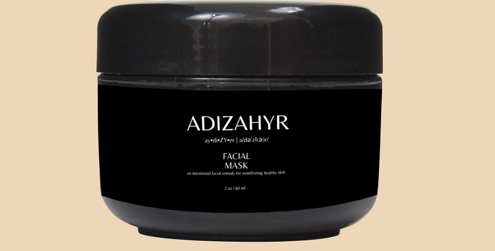 ADIZAHYR Facial Mask