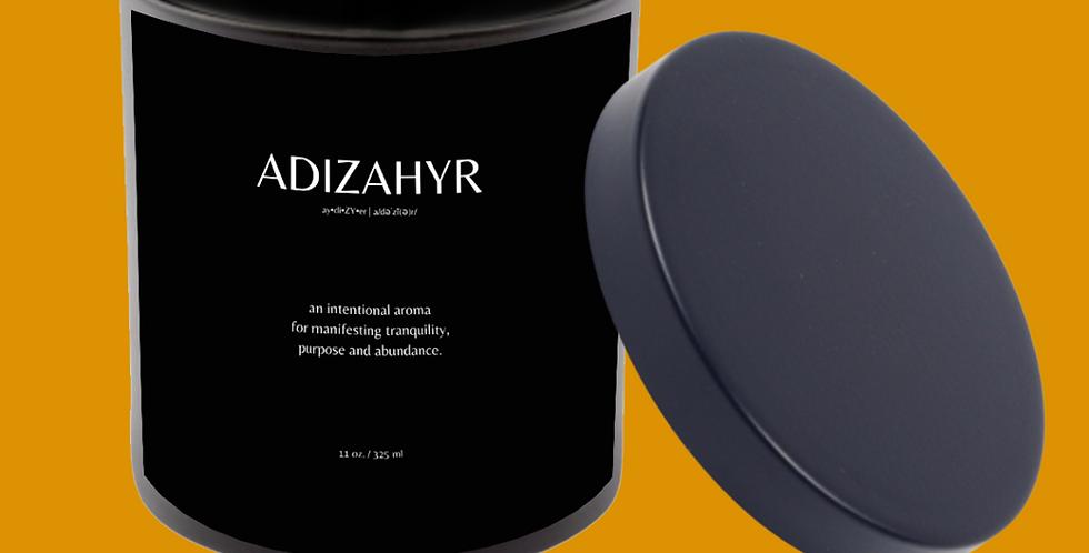 ADIZAHYR Soy Blend Wax Candle