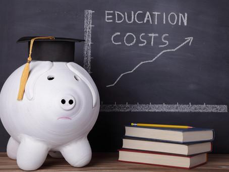 Πόσο κοστίζει το μεταπτυχιακό σου ;