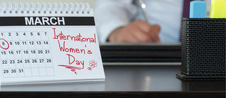 Παγκόσμια ημέρα της γυναίκας -Gender Diversity