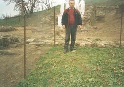 Στα ερείπια της αρχαίας πολιτείας