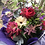 Thumbnail: Beautiful bouquet of seasonal blooms, hand tied in water in a gift bag or box
