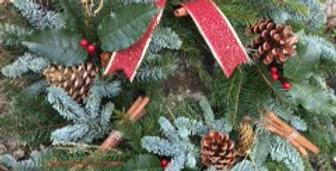 28th November -Christmas Wreath 10am -1pm