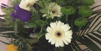 Beautiful bouquet of seasonal blooms - Florists choice