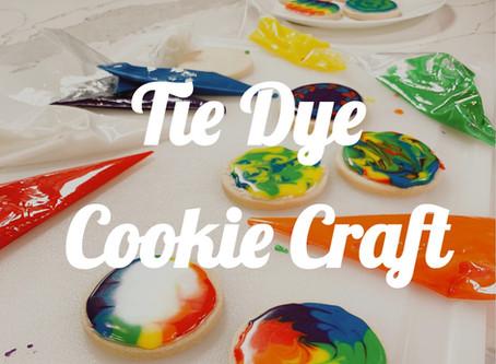 Must-Try Tie Dye Cookies