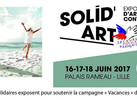 SOLID'ART - 16-17-18 Juin 2017