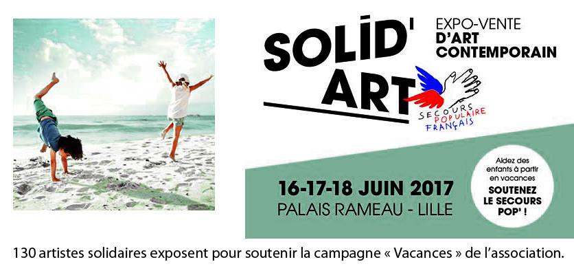 Expo vente d'art contemporain - Palais Rameau - Lille