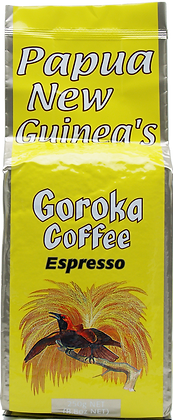 Goroka Espresso Ground 250g
