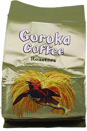 Goroka Coffee PNG Portion