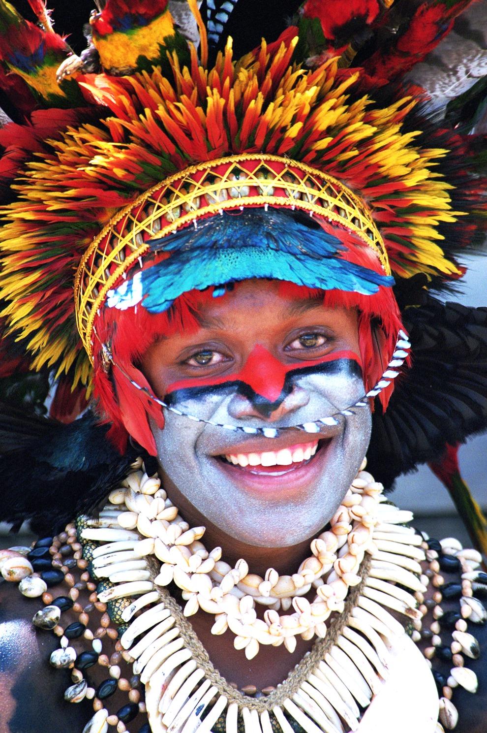 Beautiful in Traditional Costume