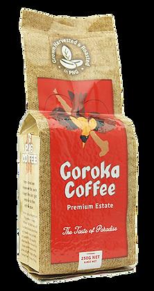 Goroka Coffee Premium Estate Ground 250g