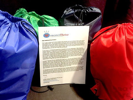 Project Thrive, Emergency Workers Kit.JP