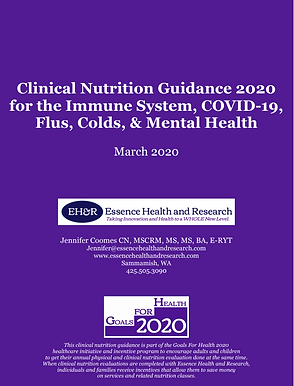Clinical Nutrition Guidance Booklet (1st