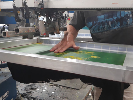 Screenprinting? Screen Printing? Screen-Printing? Thankfully it's Easier to Order Than to Spell.