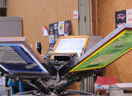 4 Screen Printing Ideas You May Not Have Thought Of