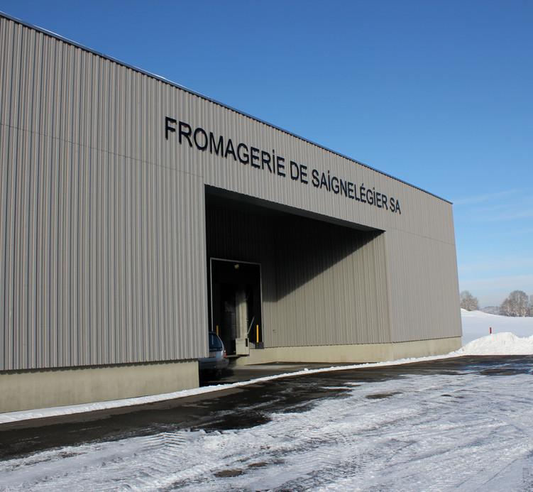 Fromagerie de Saignelégier