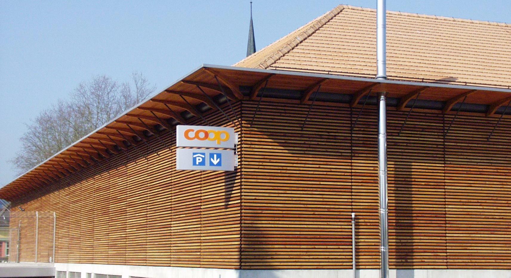 Coop de Moudon