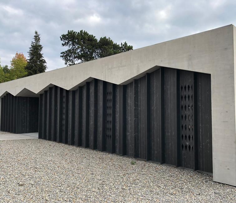 Chapelle mortuaire Romont