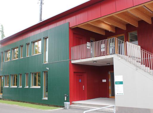 Forum de Bernex - Un bâtiment aux multiples fonctions