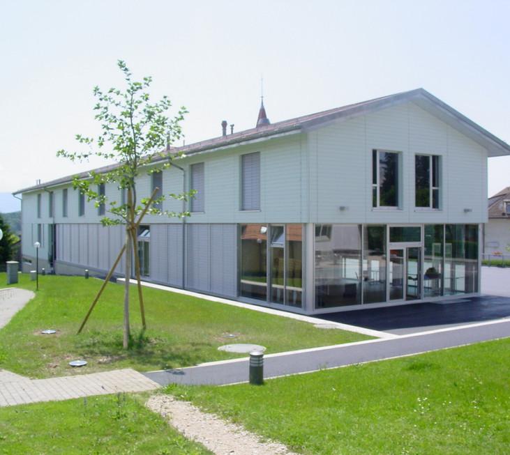 Bâtiment communal de Forel