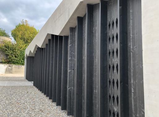 Chapelle mortuaire de Romont - Le bois dans l'âme