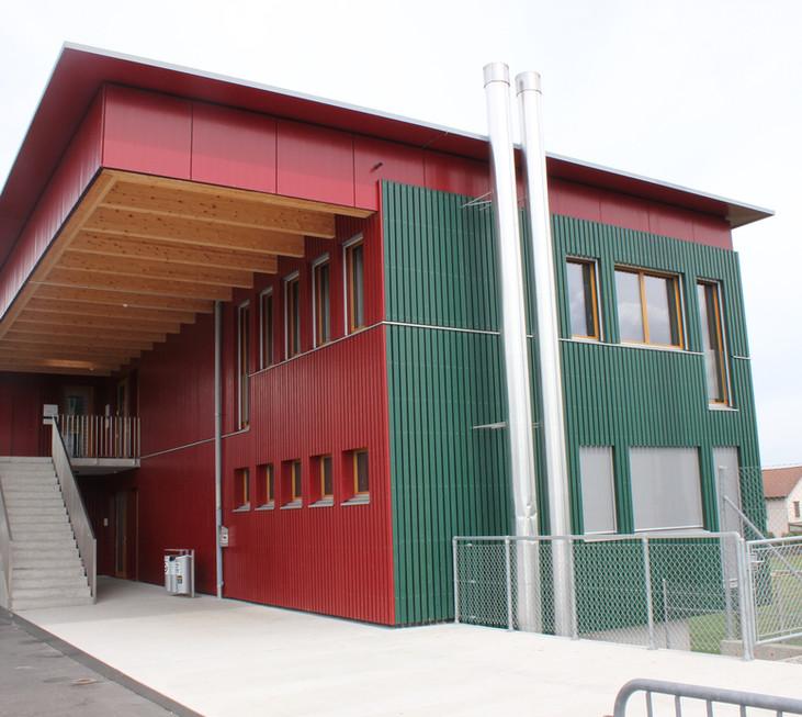 Bâtiment public, Vernier