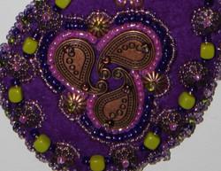 Paisley Dance necklace