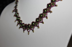 Duchess of Hearts necklace