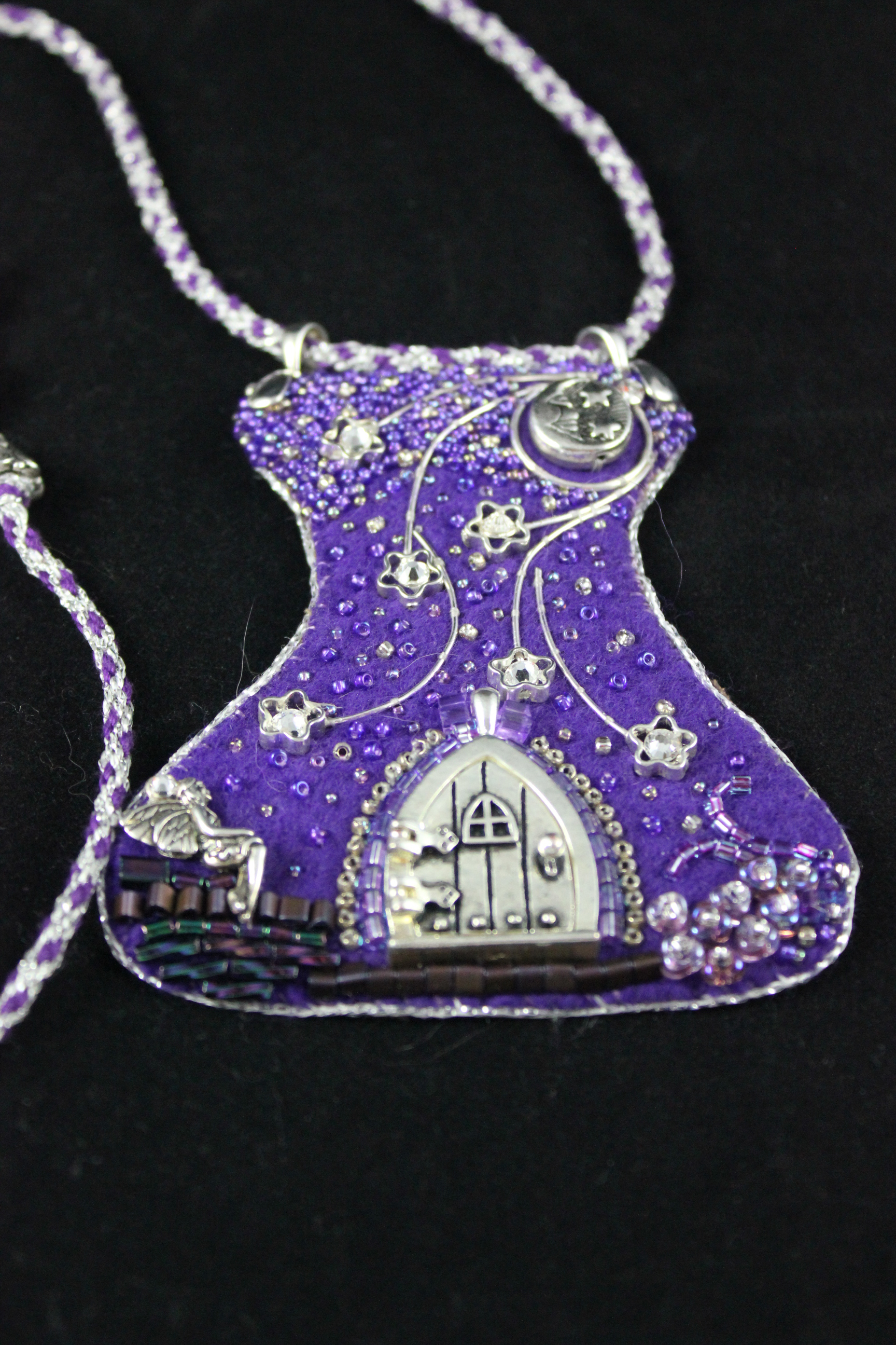 Starry Starry Night necklace