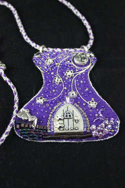 Starry Starry Night necklace