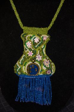 Clementis Fairy Door Necklace