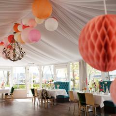 Bruiloft van S&V, thema: tropisch!