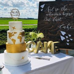 Weddingcake!